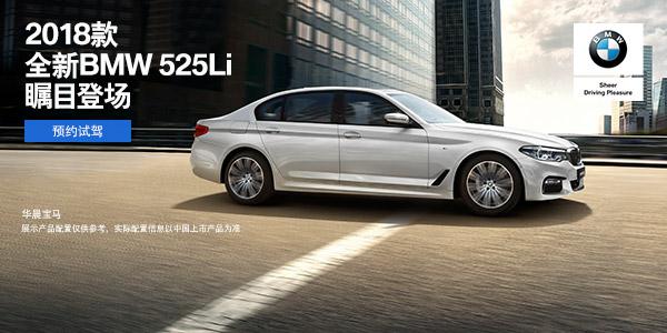 全新BMW 5系瞩目登场